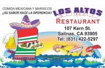 Los Altos Restaurant