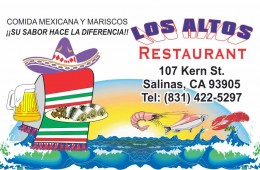 Los Altos Restaurant