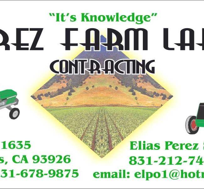 Perez Farm