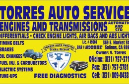 Torres Auto Service